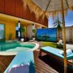 Suite tematica con piscina riscaldata