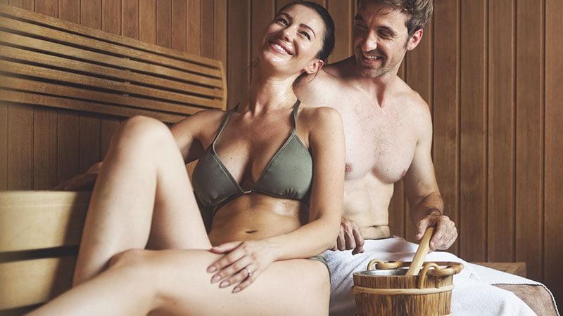 Le nostre suite tematiche con piscina, sauna o idromassaggio